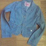 Пиджак джинсовый Benetton