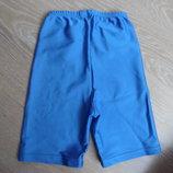 Шорты Плавки 116 см Для Гимнастики мальчику голубые
