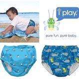 Плавки многоразовые купальные трусики-подгузники для плаванья I Play