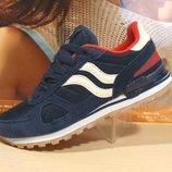 Распродажа кроссовки женские BaaS синие -36р-41р