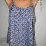 Новая блуза-маечка с кружевом Atmosphere