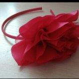 Красивый ободок роза
