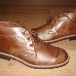 Демисезонные ботинки Cabrini, 25,5 см.
