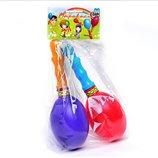 Маракасы пластиковые большие M toys 11160