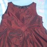 Платье нарядное на девочку 1-2года