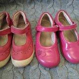 Туфельки Clarks и Froddo, 27 размер