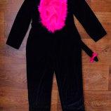 костюм кошки 7-8 лет Tesco