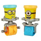 Play-Doh Миньоны Штампы и ролики B0788 Featuring Despicable Me Minions Stamp and Roll Set