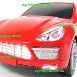 Машина на радиоуправлении Порш Кайен, Porsche Cayenne, 22см, аккум, свет