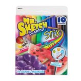 Mr. Sketch Ароматизированные фломастеры маркеры 10 шт. scented Stix Watercolor Markers
