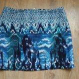Ультрамодная юбка H&M , р 44