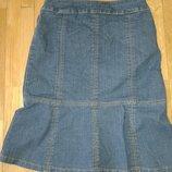 Юбка джинсовая Etam