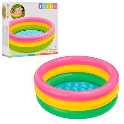 Детский бассейн 3 кольца