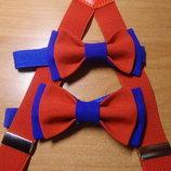 Бабочки галстуки ремни подтяжки