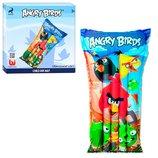 Матрас надувной Angry Birds