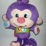 Умная обезьянка Изучаем противоположности, Fisher-Price