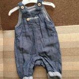 1-3 мес шикарные стильные 2-слойные штаники штанишки штаны