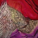 Очень красивый дизайнерский палантин шелк от Maryan Mehlhorn