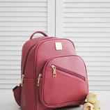 Рюкзак 009 женский рюкзак для города цвета фриз скл2