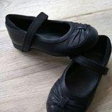 Кожаные туфли Clarks 16см,Камбоджия