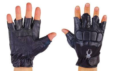 Перчатки спортивные многоцелевые перчатки атлетические BC 160 кожа полиэстер, размер L/XL