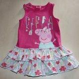 платье Пеппа 2-3 года