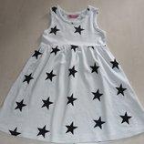 платье 3-4 лет