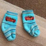 на стопу от 7,5 см носочки плотные, внутри махровые