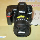 Флешка фотоаппарат с интерфейсом USB 16 Гб