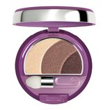 Тройные тени Collistar Transparency Silk Effect Eye Shadow тон 70 Nudo Jelly