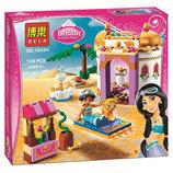 Конструктор Bela 10434 Экзотический дворец Жасмин 145 детали аналог Lego Disney Princess 41061