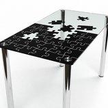Обеденный стол Пазл