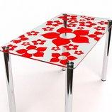 Обеденный стол Цветение S-1