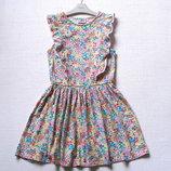 Платье Next с воланами для девочки 11 лет