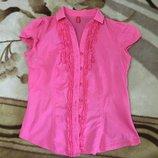 Блуза розовая размер 44 - 46