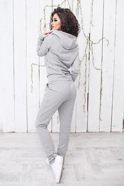 Женский спортивный костюм хаки доставка