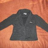 пиджак кофта для девочки 2-3года