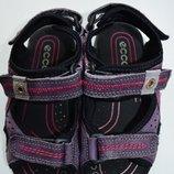 Кожаные сандали Ecco р. 27 по стельке 17 см