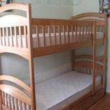 Акция Двухъярусная кровать Карина с ящиками