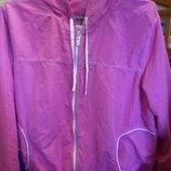 женская куртка ветровка размер 46-48