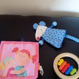 Игрушки haba для малышей