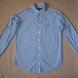 Brooks Brothers L рубашка подростковая натуральная