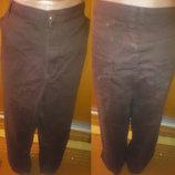 стильні коричневі легкі джинси р50M&S