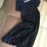 Восхитительное нежное изящное роскошное платье для торжественных и ососбых случаев