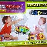 Магнитный 3D конструктор наклейки A10-24P
