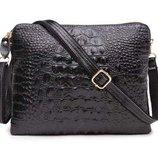 сумка женская Кожа натуральная Топ сумочка клатч через плечо кошелек рюкзак