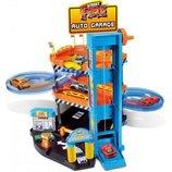 Игровой набор - Паркинг 3 уровня, 2 машинки 1 43