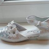 Нарядные туфельки 23-32 размер