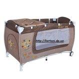 Детская кровать-манеж Bertoni Lorelli Danny 2