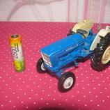 Модель железный трактор Ford Britains LTD England